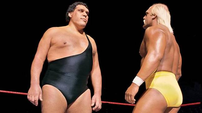 Hulk Hogan and Andre The Giant main evented WrestleMania 3, with Hogan pulling off 'The slam heard around the world.' (Image Credit: WWE)