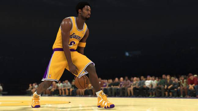 Fans can get their hands on a special Mamba Forever edition. Credit: 2K