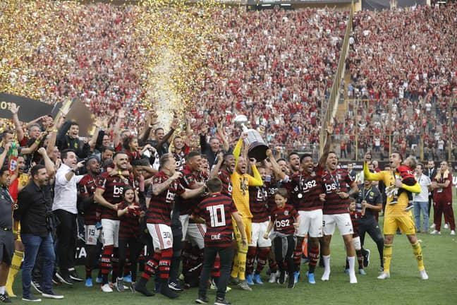 River Plate's Copa Libertadores triumph was their most recent triumph. Image: PA Images