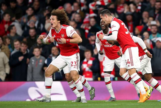 David Luiz insists Arsenal are united amid a tough period for the club
