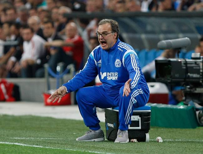 Marcelo Bielsa was appointed as Leeds manager and is doing pretty well. Image: PA Images