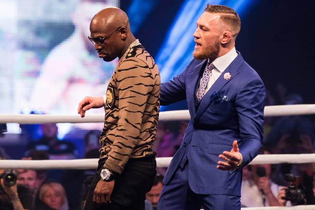 Conor McGregor is known for trying to get under the skin of his opponents