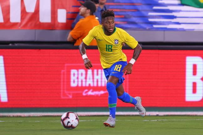 Fred was left out of Brazil's squad for Copa America in the summer