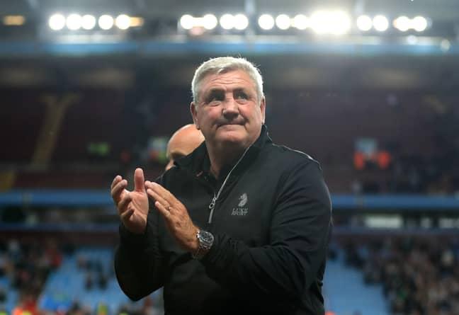 Steve Bruce was sacked at Aston Villa earlier this season. Image: PA Images