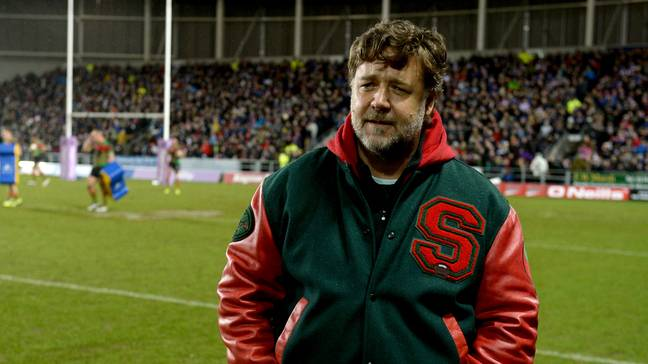 Russell Crowe. Credit: PA