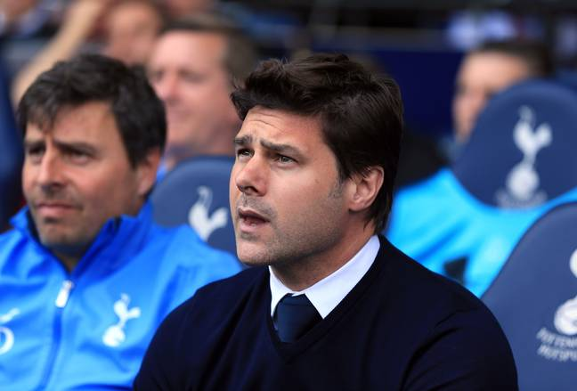 Pochettino led Spurs to their first Champions League final. Image: PA Images