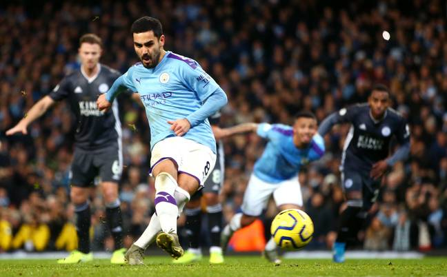 Ilkay Gundogan is one of four players to play for both Pep Guardiola and Jurgen Klopp