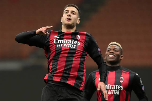 AC Milan are keen on signing Diogo Dalot after he impressed on loan last season