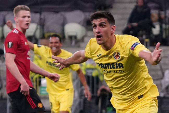 Gerard Moreno scored 30 goals and providing eleven assists in all competitions for Villarreal last season
