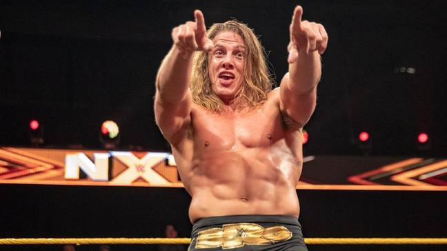 Riddle's had a great start to his WWE career. Image: WWE.com