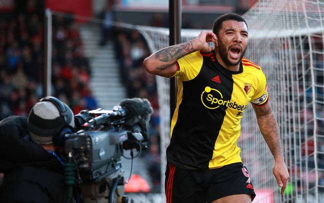 Deeney would be integral to Watford's survival hopes. Image: PA Images