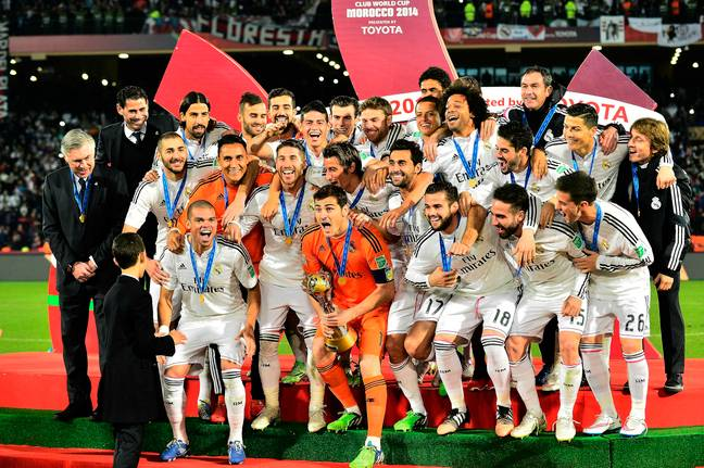 Casillas also lifted the Euros and World Cup with Spain, quite the haul of trophy lifts. Image: PA Images