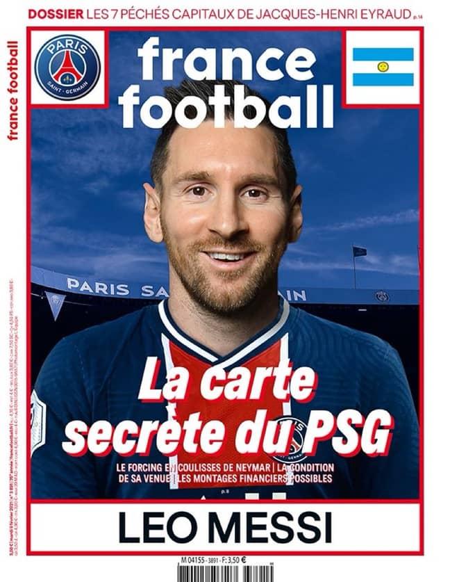 ภาพ: France Football