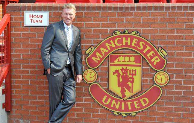 Moyes' tenure lasted less than a year, but his contract only 'expired' in July. Image: PA Images