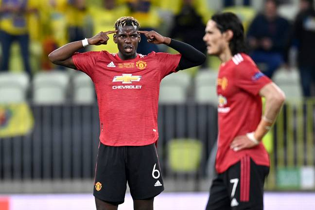 Pogba's time at United could be coming to an end, for the second time. Image: PA Images