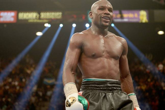 Floyd 'Money' Mayweather is reportedly set to make a tidy $132m from fighting Logan Paul