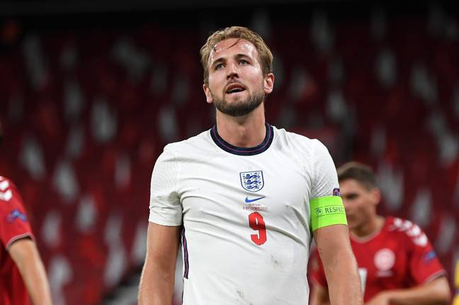 The England captain has failed to score for the Three Lions during this year's European Championships so far