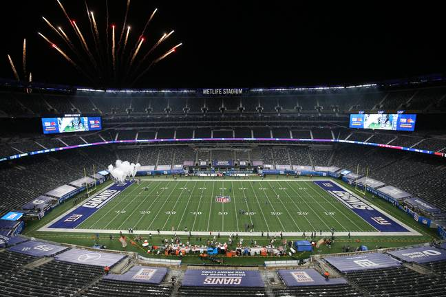 The MetLife Stadium could host the Champions League final. Image: PA Images