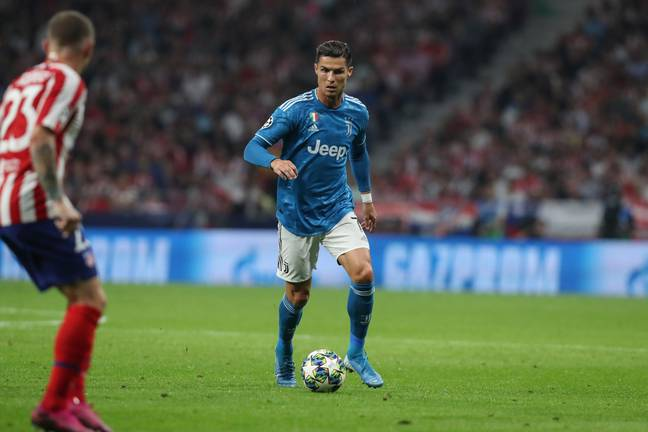Cristiano Ronaldo earns half a million pounds a week at Juventus, but is focused on business ventures outside of football
