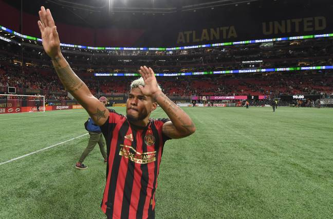 Josef Martinez is one of the league's best strikers. Image: PA Images
