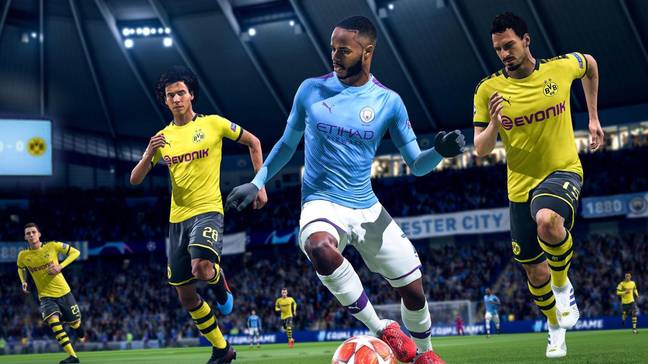 FIFA 20 is getting some great reviews so far. Credit: EA Sports