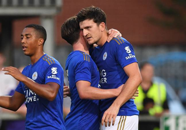 Gary Lineker wants Leicester to replace Harry Maguire wisely with the £80m Manchester United paid