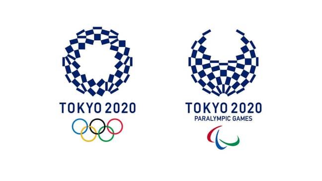 The original 2020 Olympic logos. Credit: tokyo2020.org