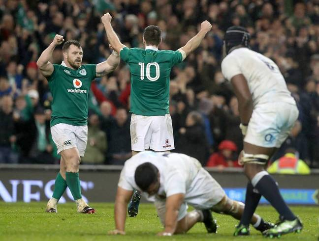 Will Ireland get the chance to spoil England's party again? Image: PA Images