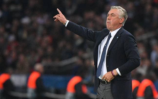 Carlo Ancelotti (Credit: PA)