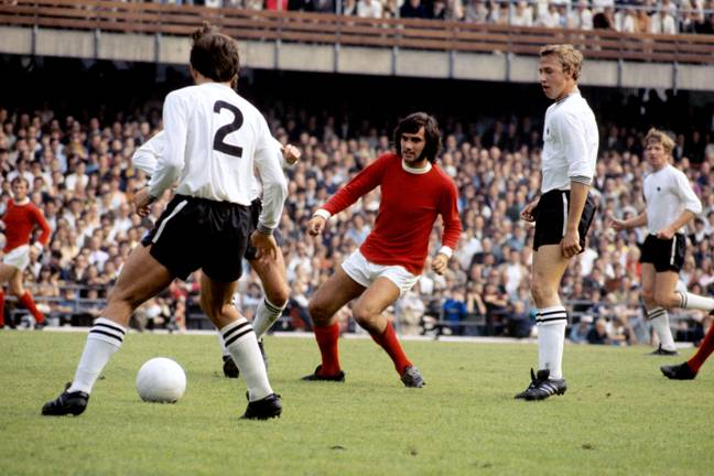 Best playing against Derby County. Image: PA Images