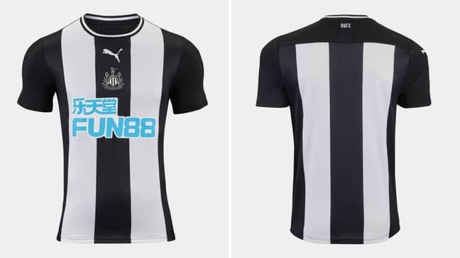 Credit: Newcastle United