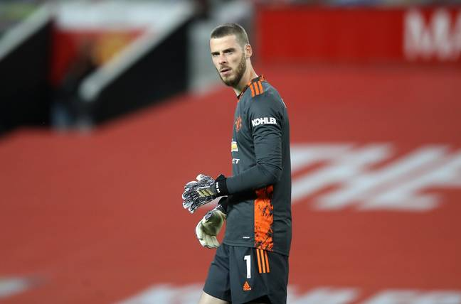 De Gea has made a lot of mistakes for a man on so much money. Image: PA Images