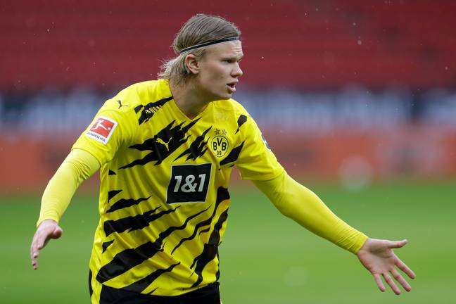 Erling Haaland's situation at Borussia Dortmund is being monitored by some of the biggest clubs in Europe
