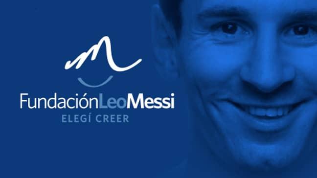Credit: Leo Messi Foundation