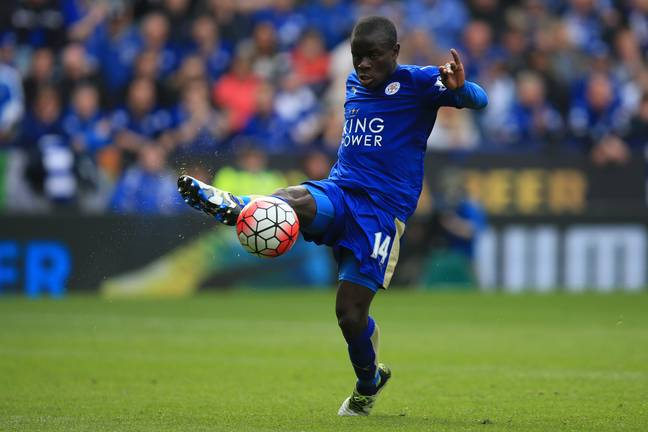 N'Golo Kante was an absolute steal for Leicester from Caen in 2015