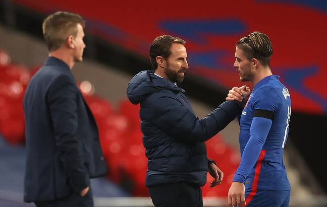 Jack Grealish has put in some impressive displays in an England shirt under Gareth Southgate