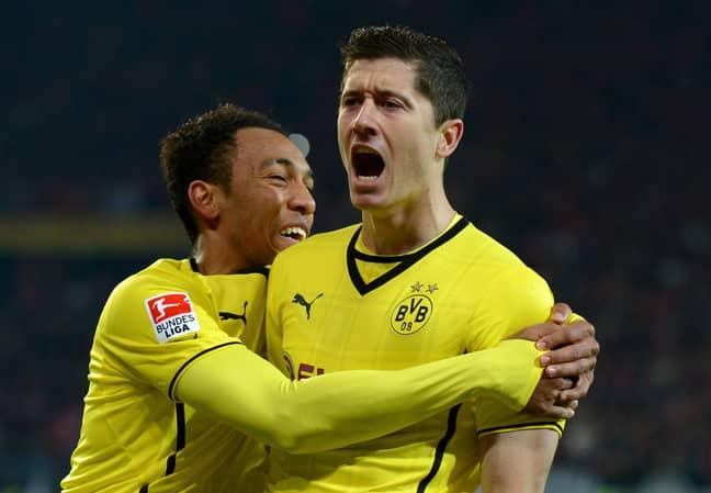 Lewandowski went on to sign for Dortmund over Blackburn. (Image Credit: PA)