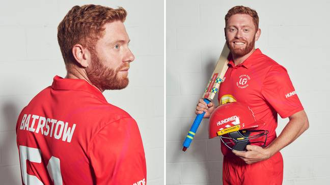 Jonny Bairstow will play for Welsh Fire in The Hundred. Credit: The Hundred