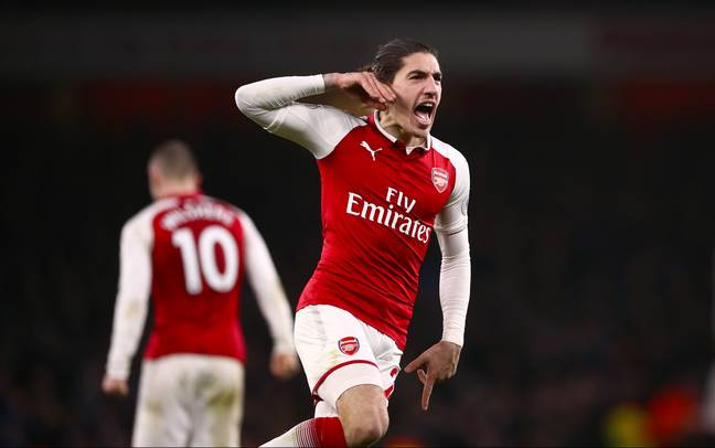 Bellerin could be gone in the summer. Image: PA Images.