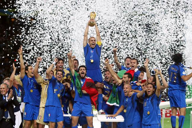 Cannavaro could reprise his role as captain. Image: PA Images
