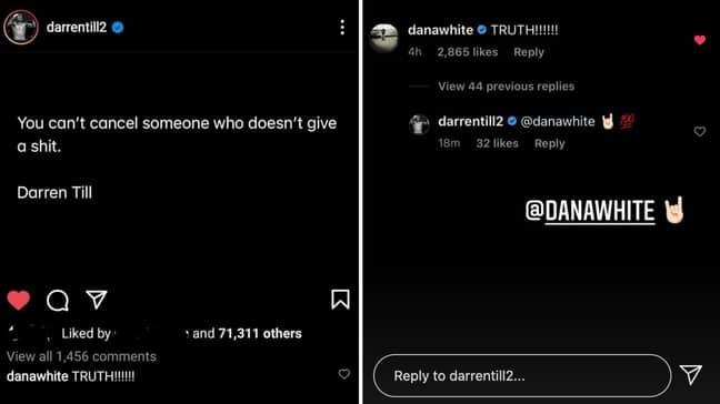 Credit: Darren Till/Instagram