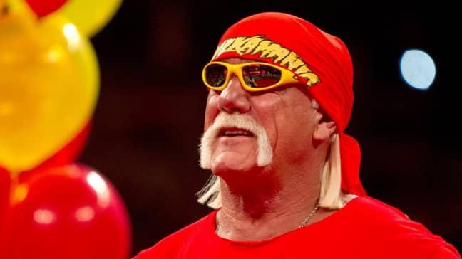 Hulk Hogan. Credit: PA / Hulk Hogan