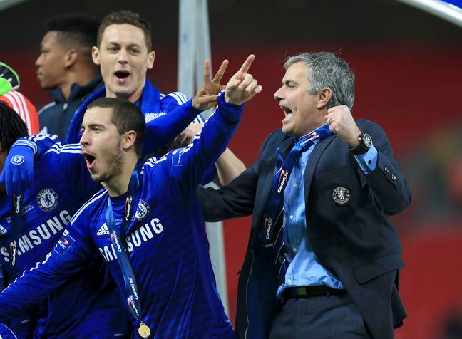 Maybe Hazard could have led Spurs to success. Image: PA Images