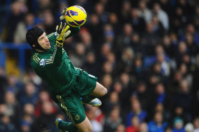 Petr Cech is arguably the greatest goalkeeper of the Premier League era