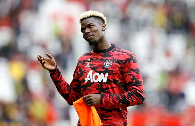 Rumours of Paul Pogba's departure refuse to go away. Image: PA Images