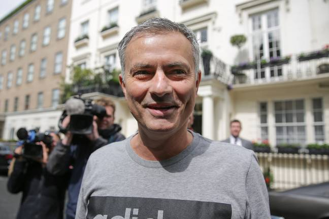 Will Mourinho end up in Germany. Image: PA Images