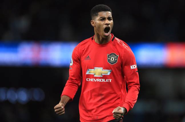 Rashford has scored some key goals against City in his career. (Image Credit: PA)