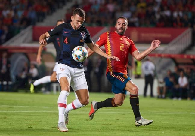 Croatia beat Spain 3-2 in the UEFA Nations League back in 2018