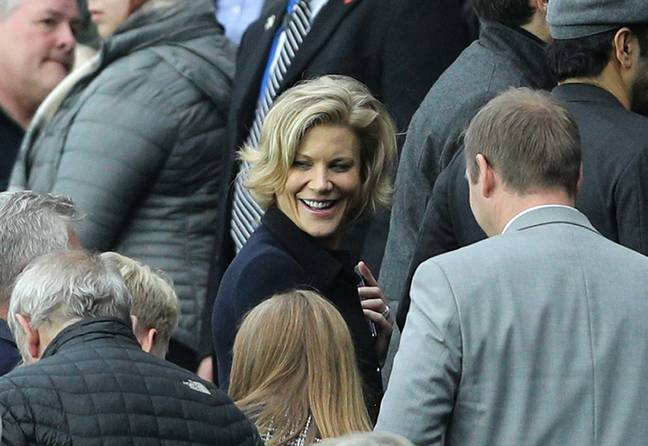 Amanda Staveley was leading the proposed takeover of Newcastle. (Image Credit: PA)