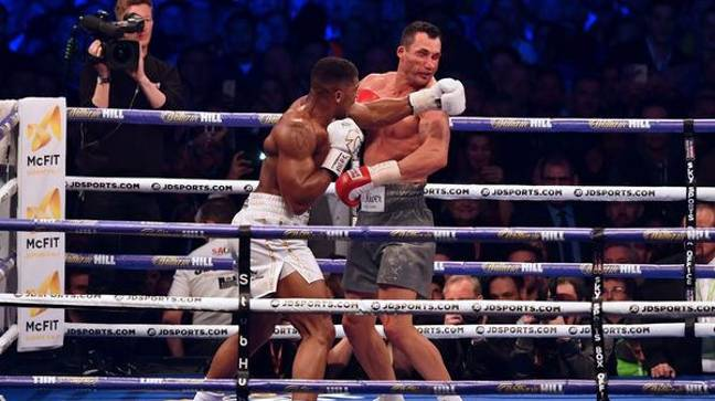 Klitschko's last fight was the loss to Anthony Joshua. Image: PA Images
